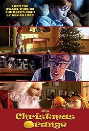 The Christmas Orange Poster