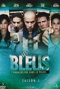 Primary photo for Les bleus: premiers pas dans la police