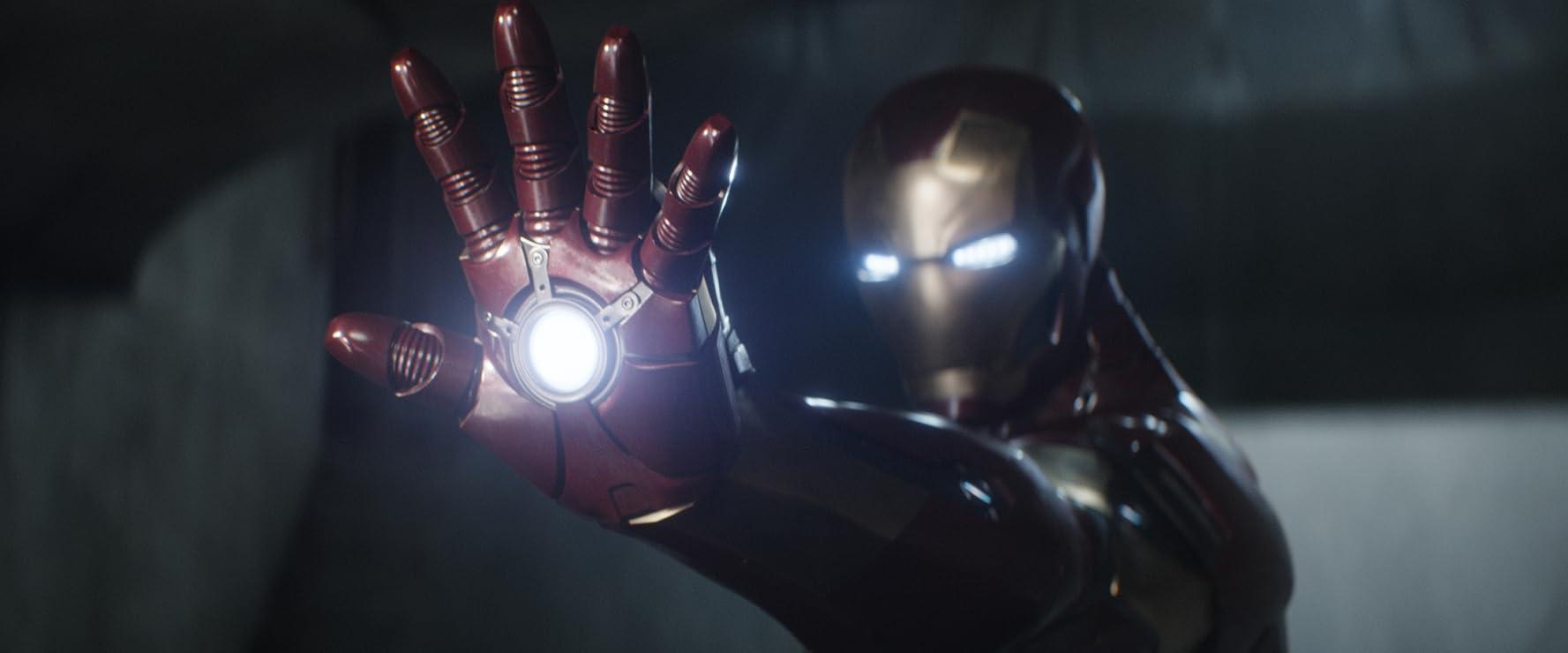 Robert Downey Jr. in Captain America: Civil War (2016)
