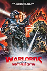 Divx movie now free download Warlords of the 21st Century by Hal Needham [1280x544]