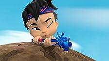 Flower Kapow!/Magnet Kapow!