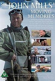 Sir John Mills' Moving Memories Poster