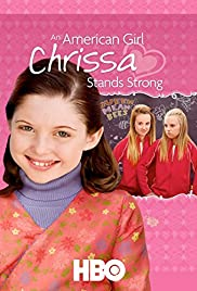 An American Girl: Chrissa Stands Strong Poster
