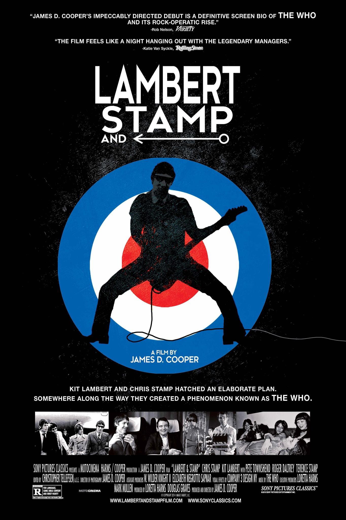 Lambert Stamp 2014