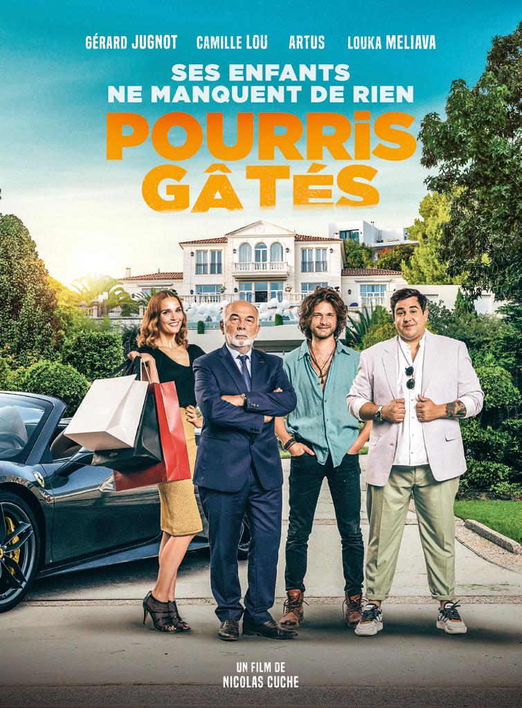 Pourris gates (2021) Telugu Dubbed (Voice Over) & English [Dual Audio] CAMRip 720p [1XBET]