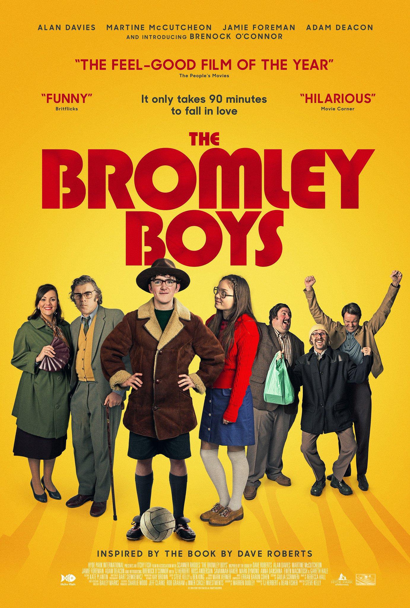 The Bromley Boys (2018) WEBRip 720p