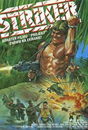 Striker(1988) Poster - Movie Forum, Cast, Reviews
