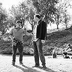 Karl Makinen and Dan Liu in The Last (2017)