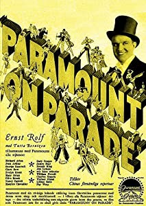 Web for download full movie Paramount on Parade [HD]