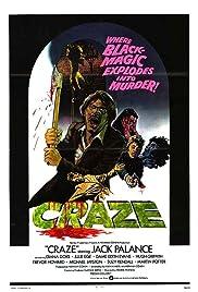 Craze(1974) Poster - Movie Forum, Cast, Reviews