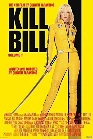 Kill Bill: Vol. 1 Cartel de la película