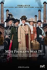 Fröken Frimans krig Poster