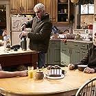 Sam Elliott, Ashton Kutcher, and Danny Masterson in The Ranch (2016)
