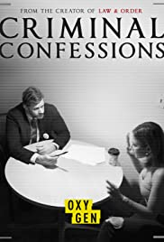 Criminal Confessions Poster