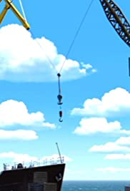 New Crane on the Dock Poster