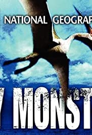 Sky Monsters Poster