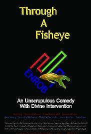 Through a Fisheye Poster