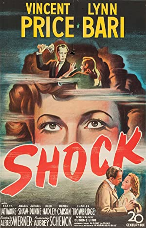 Where to stream Shock