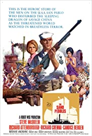 The Sand Pebbles (1966) Poster - Movie Forum, Cast, Reviews