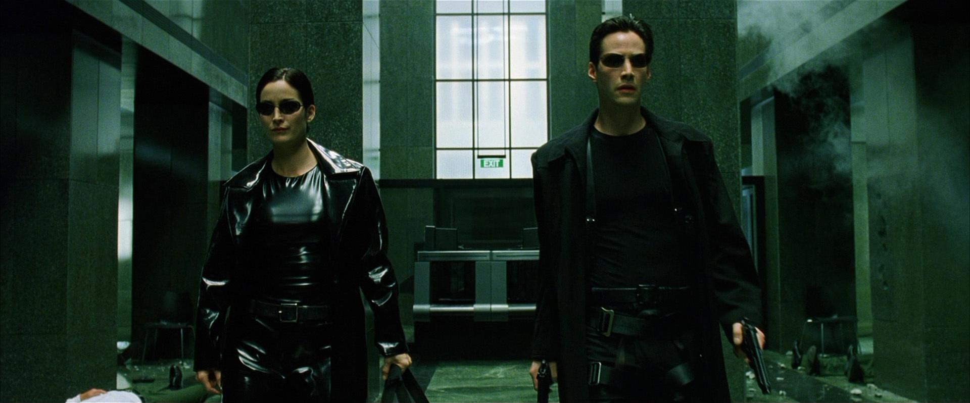 The Matrix 1999 - Action - Scifi