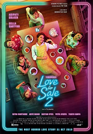 Where to stream Love for Sale 2