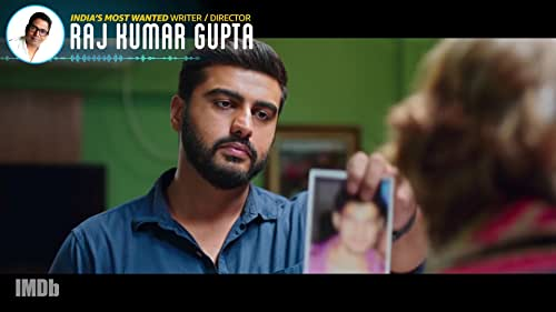 Director Raj Kumar Gupta explains why he chose to shoot his crime thriller on location, and shares his experience working with actor Arjun Kapoor.