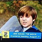 Christian Distefano in Odd Squad: The Movie (2016)