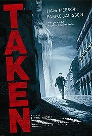 Le Making-Of 'Taken' Poster