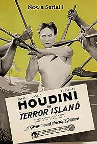 Harry Houdini in Terror Island (1920)