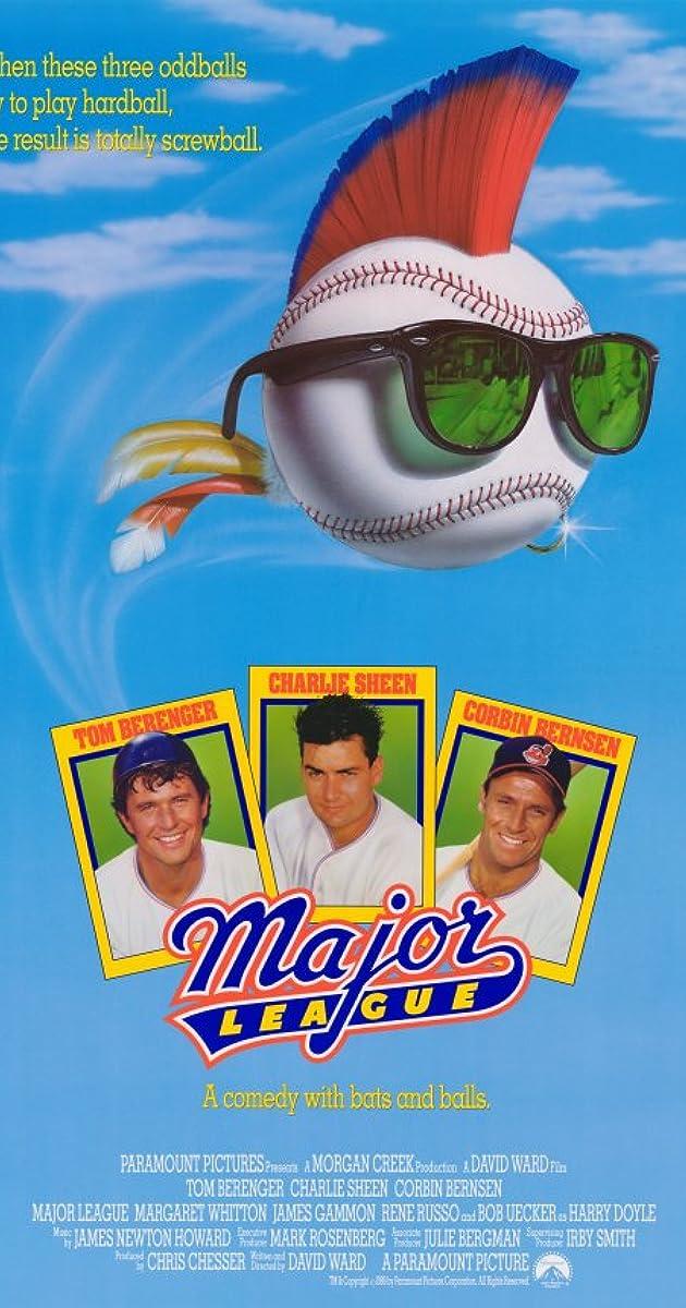 Major League 1989 Bob Uecker As Harry Doyle Imdb