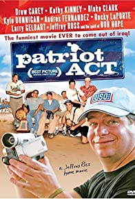 Primary photo for Patriot Act: A Jeffrey Ross Home Movie