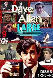 Dave Allen at Large Poster