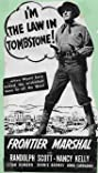 Frontier Marshal (1939) Poster