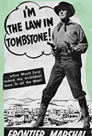 Frontier Marshal(1939) Poster - Movie Forum, Cast, Reviews