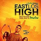 Gabriel Chavarria, Danielle Vega, Vannessa Vasquez, Alexandra Rodriguez, and Carlito Olivero in East Los High (2013)