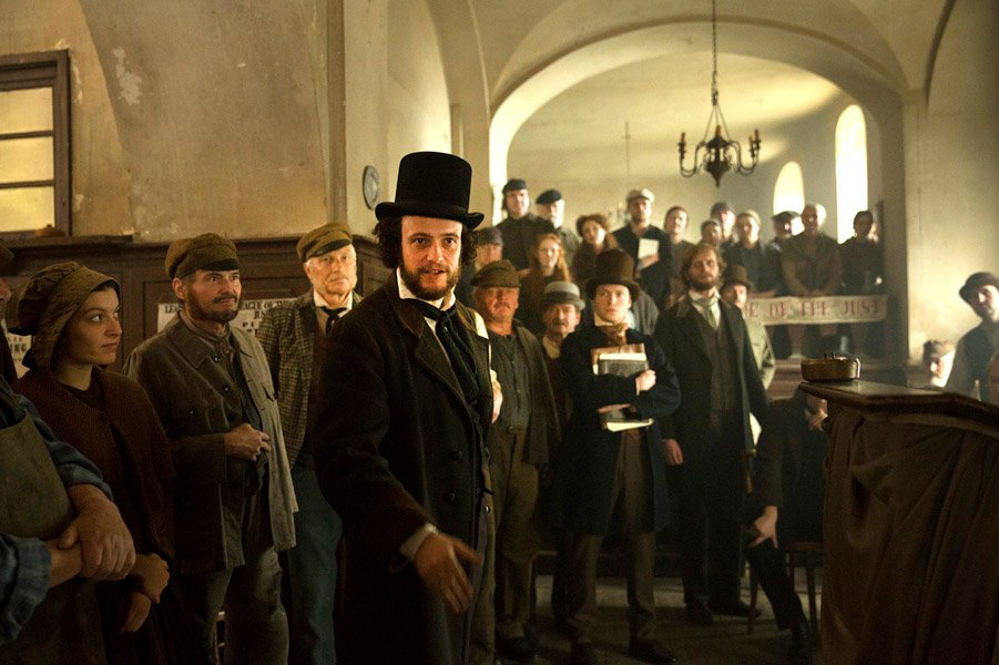 The Young Karl Marx (2017) Online Subtitrat in Romana