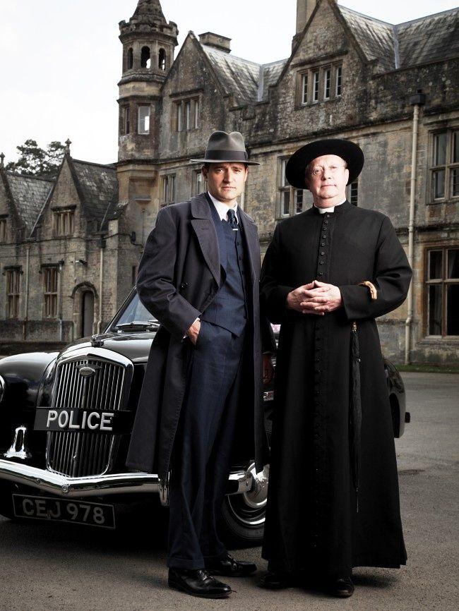 watch serie Father Brown Season 8 online free
