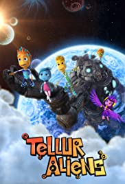 Tellur Aliens Poster