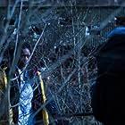 Phillipa Lois-Anamoah and Callum Isaac in Badger Lane (2016)