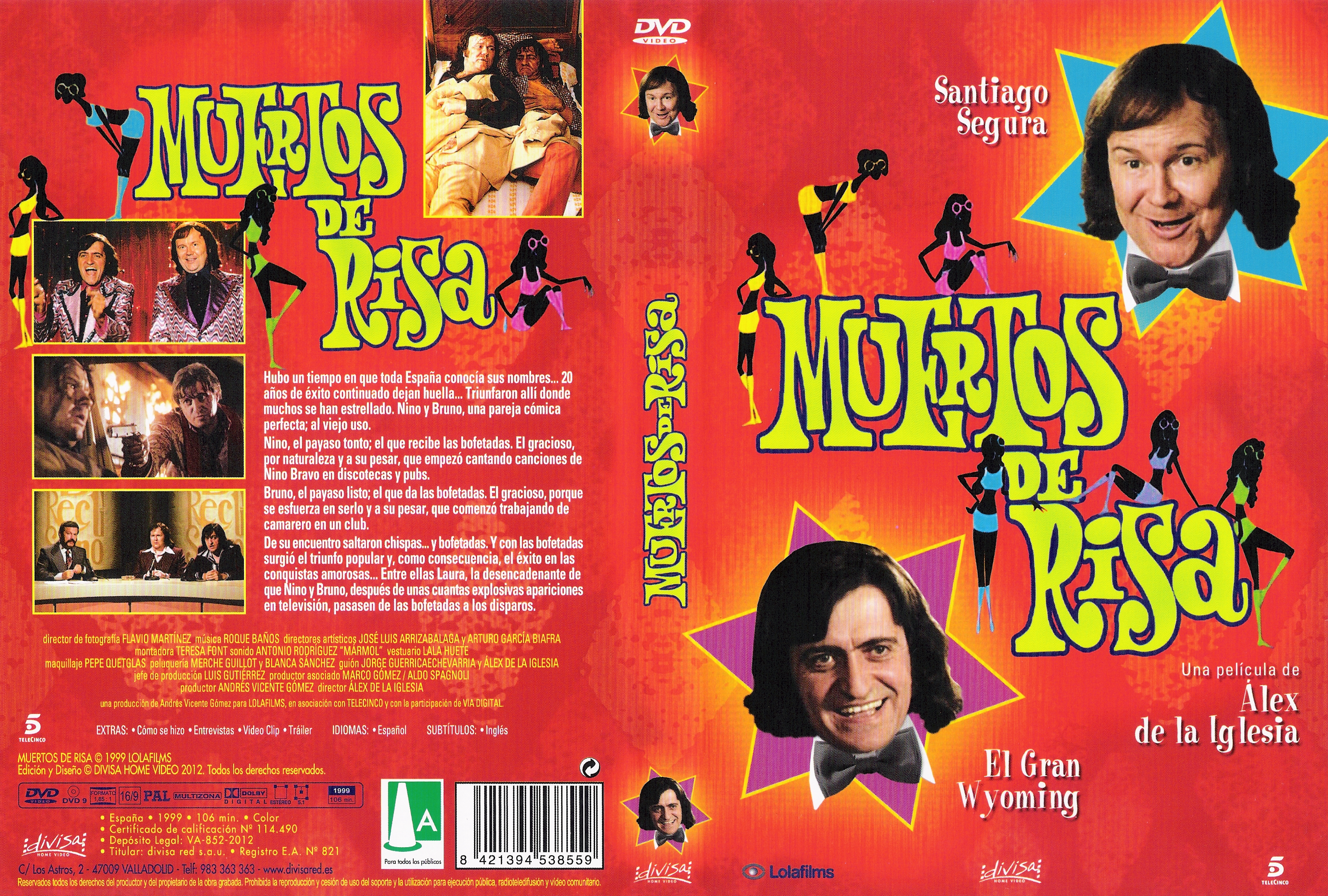 Muertos de risa (1999)