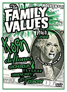 Watch free movie for free Family Values Tour 2006 [720