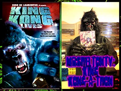Unlimited movie tv downloads King Kong Lives (1986) - Review [1680x1050]
