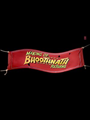Where to stream Making of Bhoothnath Returns