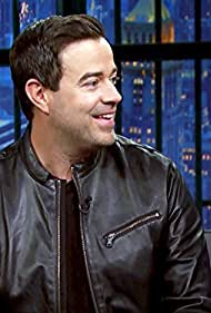 Carson Daly in Late Night with Seth Meyers (2014)