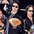 """4th and Loud"" (AMC) - Lynhthy Nguyen, Gene Simmons, Paul Stanley, Lizzy Richardson"