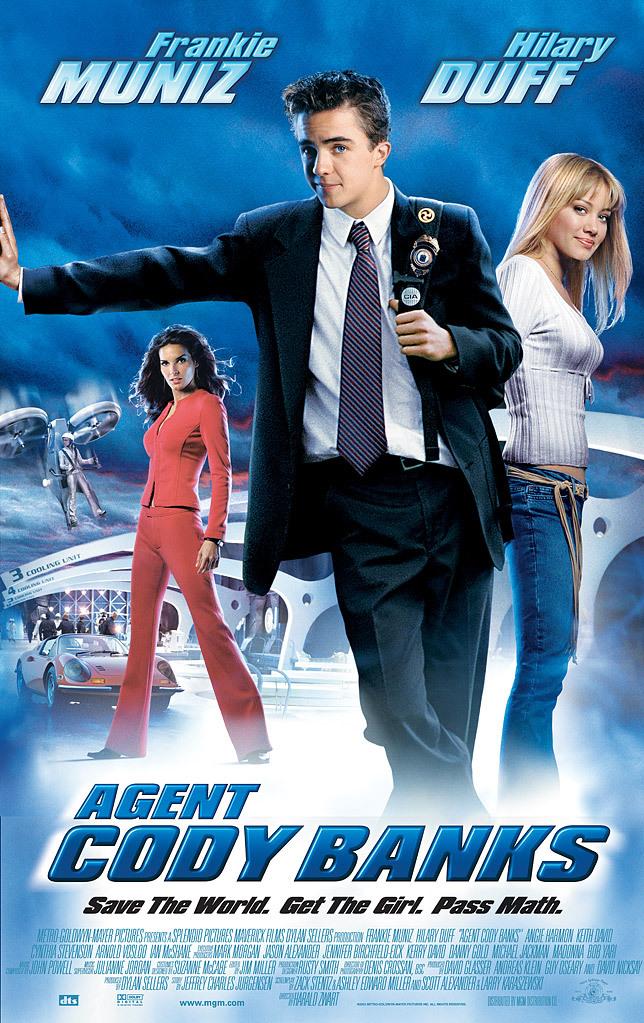 Agentas Kodis Benksas / Agent Cody Banks (2003) Online
