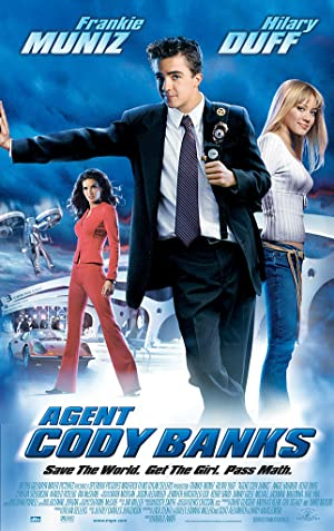 Movie Agent Cody Banks (2003)
