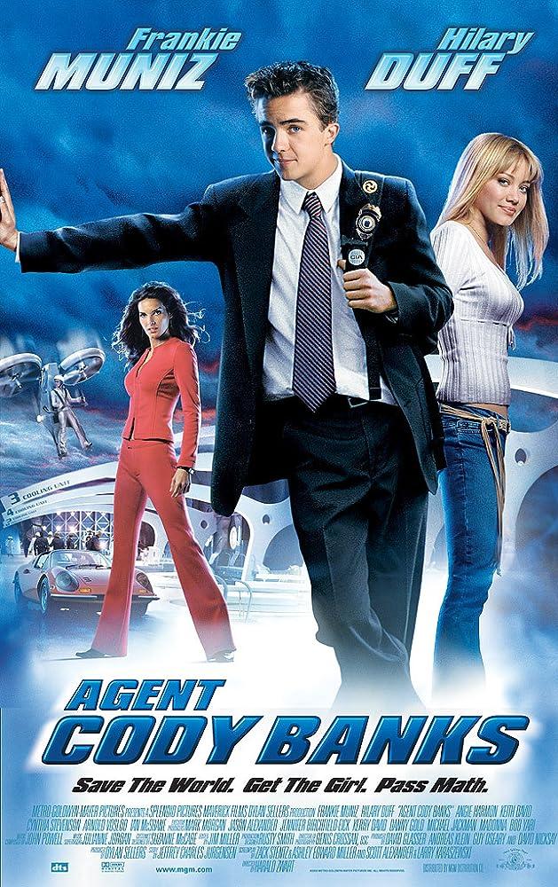 Agent Cody Banks (2003) Dual Audio Hindi 720p BluRay 800MB