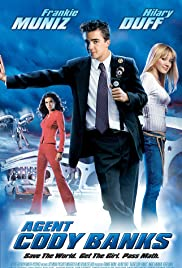 Agent Cody Banks (2003) Poster - Movie Forum, Cast, Reviews