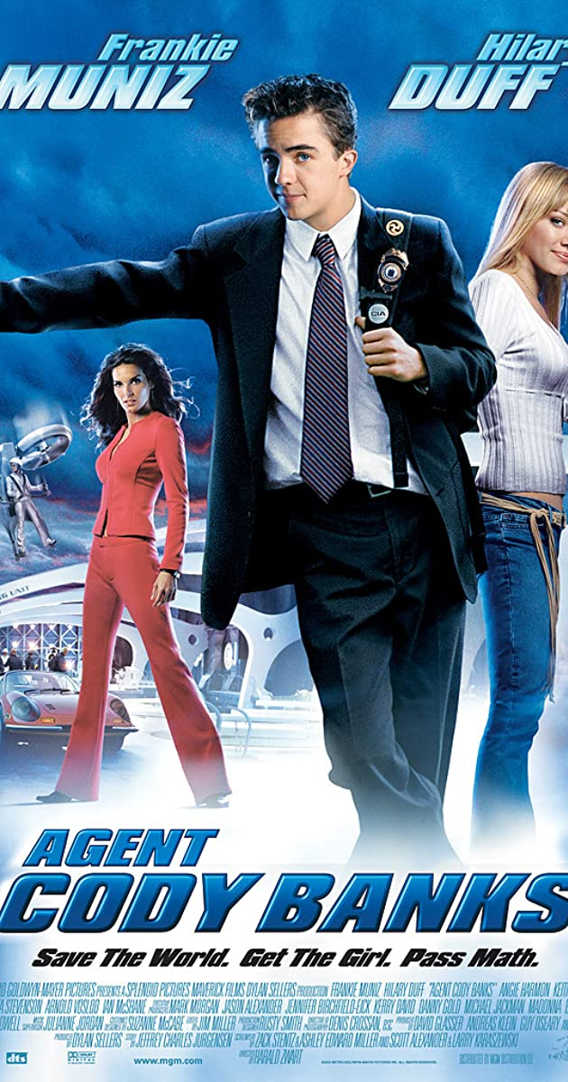 Subtitle of Agent Cody Banks